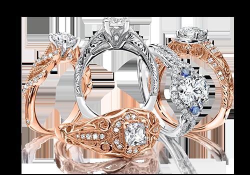 Engagement Ring Vs Wedding Ring.Valina