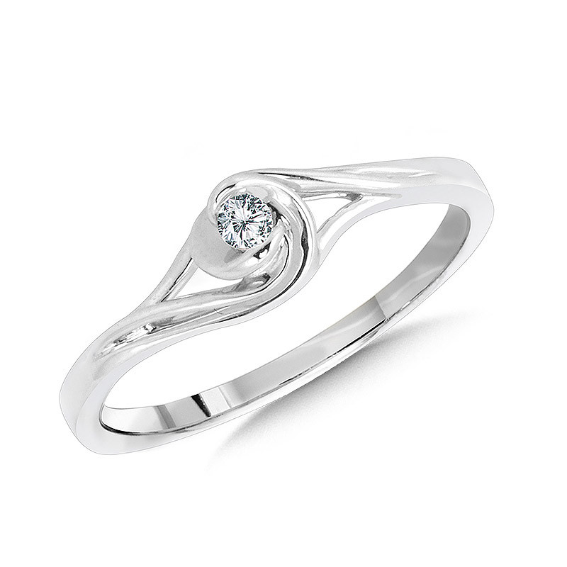 Someone you when do a ring give promise What to